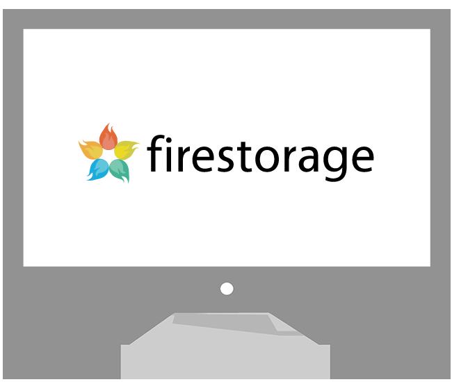 firestorageロゴ